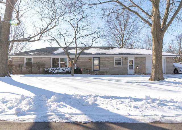 936 S Westchester Park Drive, Yorktown, IN 47396 (MLS #21764713) :: The ORR Home Selling Team