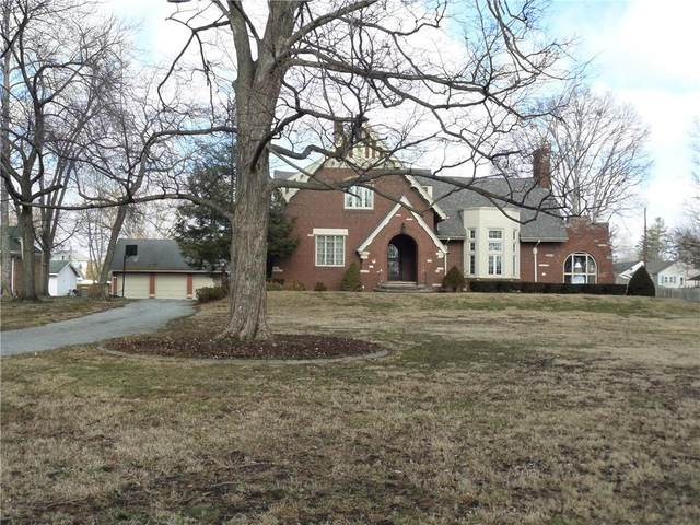 318 North Park Drive, Seymour, IN 47274 (MLS #21764719) :: The ORR Home Selling Team
