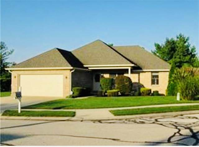 1128 Brookside Court, Avon, IN 46123 (MLS #21764766) :: Dean Wagner Realtors