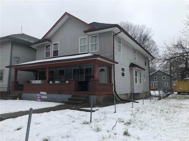 3045 Ruckle Street, Indianapolis, IN 46205 (MLS #21764850) :: RE/MAX Legacy