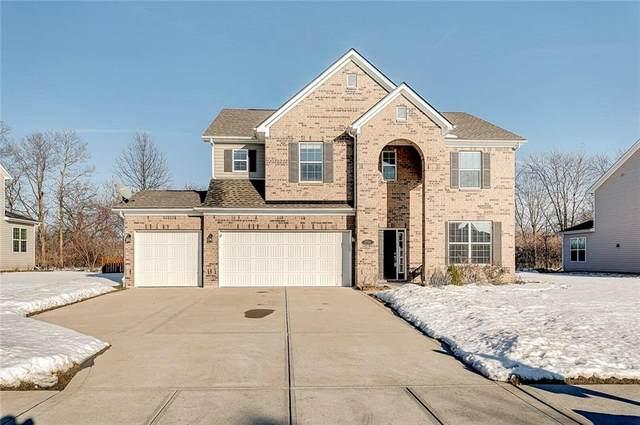 1791 Winchester Boulevard, Avon, IN 46123 (MLS #21764887) :: Heard Real Estate Team | eXp Realty, LLC