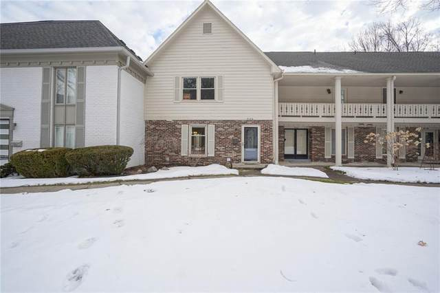 9126 Waymen Drive #25, Indianapolis, IN 46268 (MLS #21764921) :: The Indy Property Source