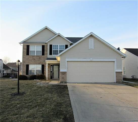 3346 Crestwell Drive, Indianapolis, IN 46268 (MLS #21764924) :: Ferris Property Group