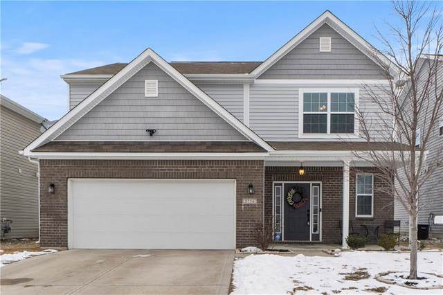 5756 Bluff View Lane, Whitestown, IN 46075 (MLS #21764969) :: Mike Price Realty Team - RE/MAX Centerstone