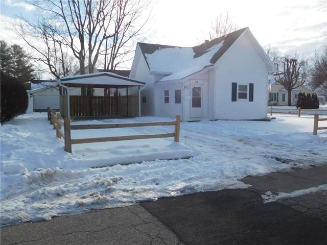 89 S Grant Street, Martinsville, IN 46151 (MLS #21764991) :: Ferris Property Group
