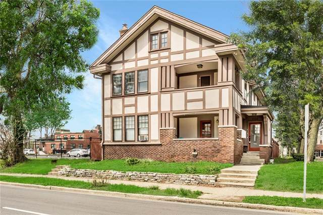 1734 N Pennsylvania Street #3, Indianapolis, IN 46202 (MLS #21765142) :: Pennington Realty Team