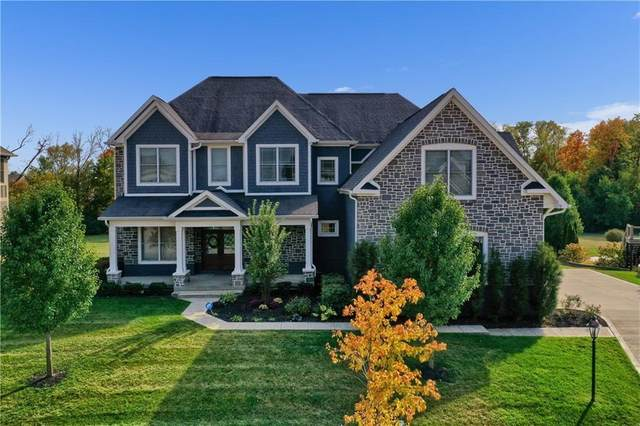 14365 Gainesway Circle, Fishers, IN 46040 (MLS #21765148) :: Dean Wagner Realtors