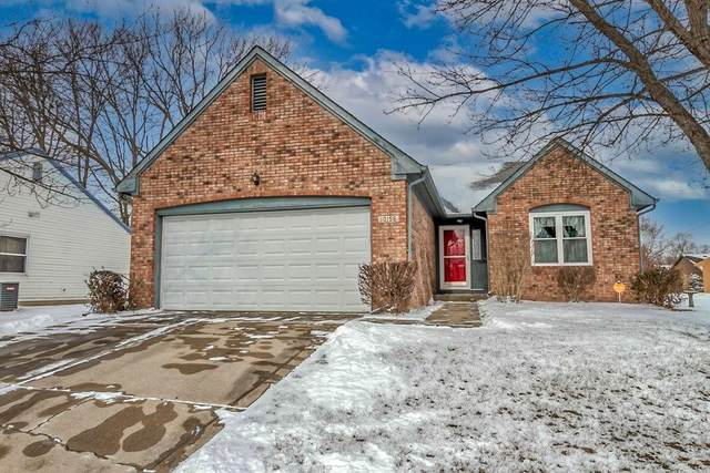 10156 Park Royale Drive, Indianapolis, IN 46229 (MLS #21765162) :: Dean Wagner Realtors