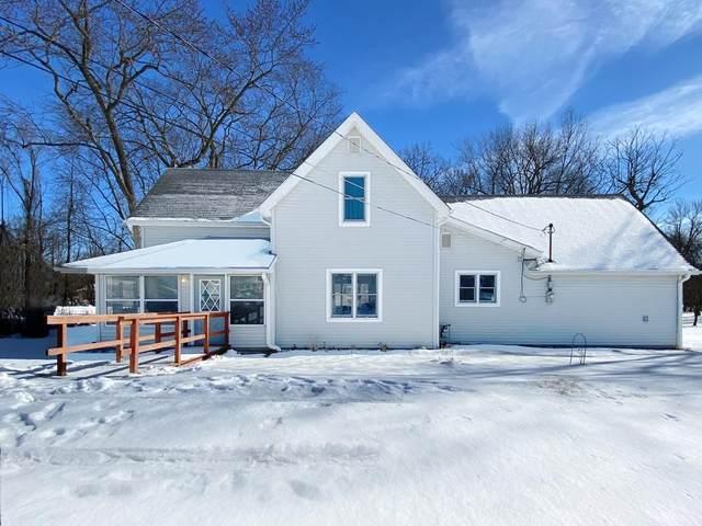 309 W 4th Street, Alexandria, IN 46001 (MLS #21765186) :: The ORR Home Selling Team