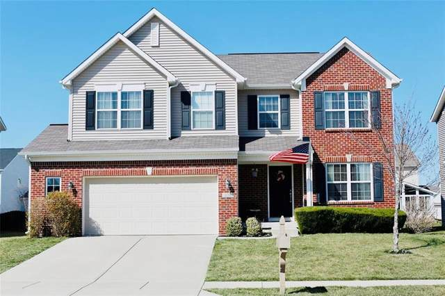 6184 Ringtail Circle, Zionsville, IN 46077 (MLS #21765235) :: Anthony Robinson & AMR Real Estate Group LLC