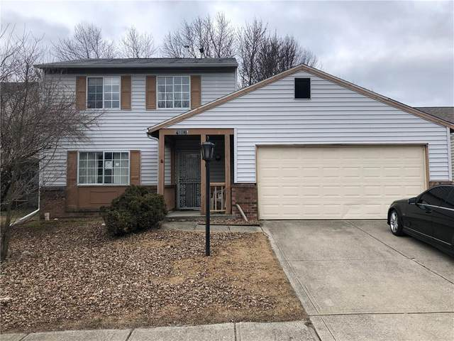 4126 Luxembourg Circle E, Indianapolis, IN 46228 (MLS #21765253) :: David Brenton's Team