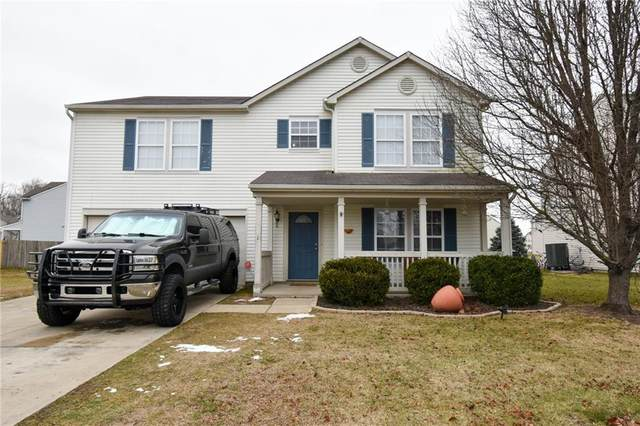 5609 Woodland Trace Boulevard, Indianapolis, IN 46237 (MLS #21765273) :: Richwine Elite Group
