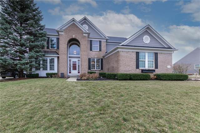 12601 Duval Drive, Fishers, IN 46037 (MLS #21765315) :: Heard Real Estate Team   eXp Realty, LLC
