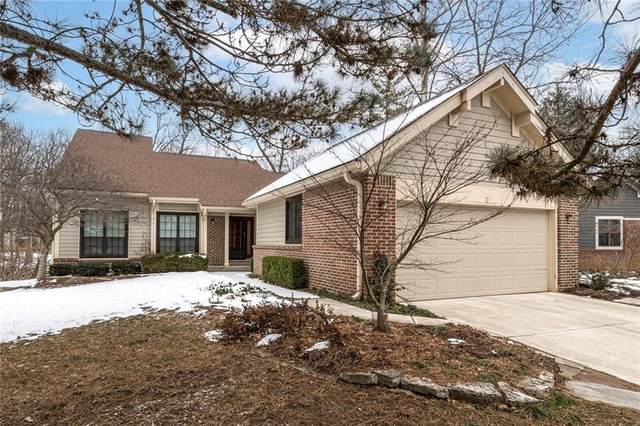 5270 Windridge Dr #186, Indianapolis, IN 46226 (MLS #21765327) :: The Indy Property Source