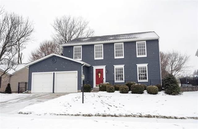 12546 Traverse Place, Fishers, IN 46038 (MLS #21765370) :: Richwine Elite Group