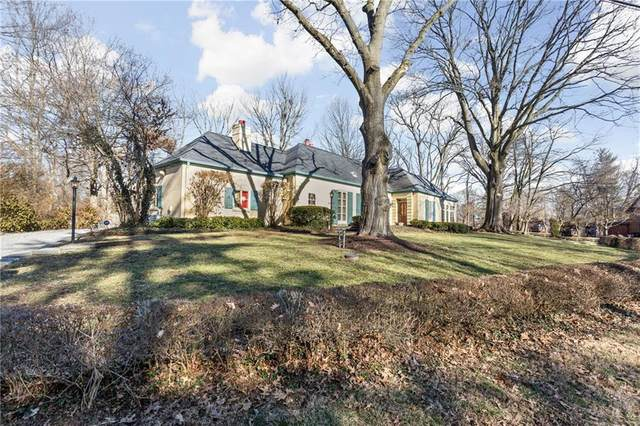 3711 Totem Lane, Indianapolis, IN 46208 (MLS #21765440) :: Mike Price Realty Team - RE/MAX Centerstone