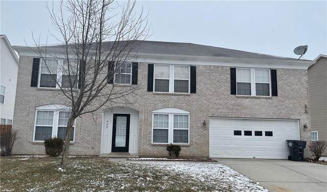 429 Legacy Boulevard, Greenwood, IN 46143 (MLS #21765441) :: Richwine Elite Group