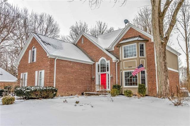 11845 Discovery Circle, Indianapolis, IN 46236 (MLS #21765442) :: Richwine Elite Group