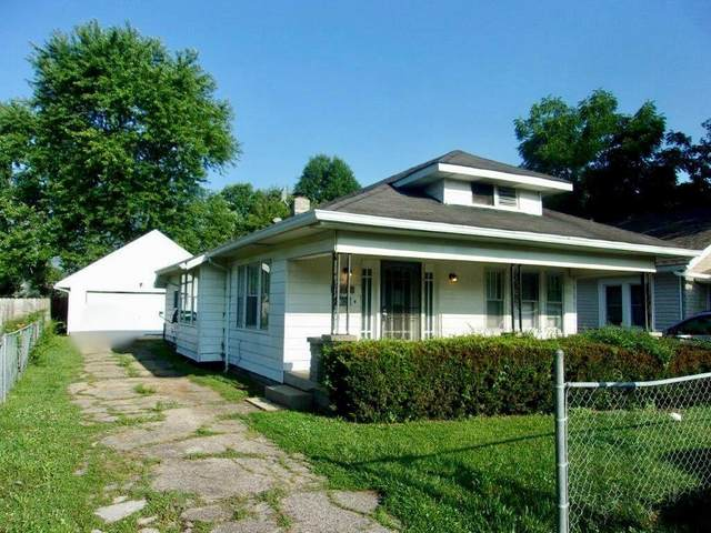 510 Woodrow Avenue, Indianapolis, IN 46241 (MLS #21765469) :: Richwine Elite Group
