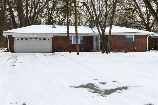 5319 E 27th Street, Indianapolis, IN 46218 (MLS #21765574) :: The Indy Property Source