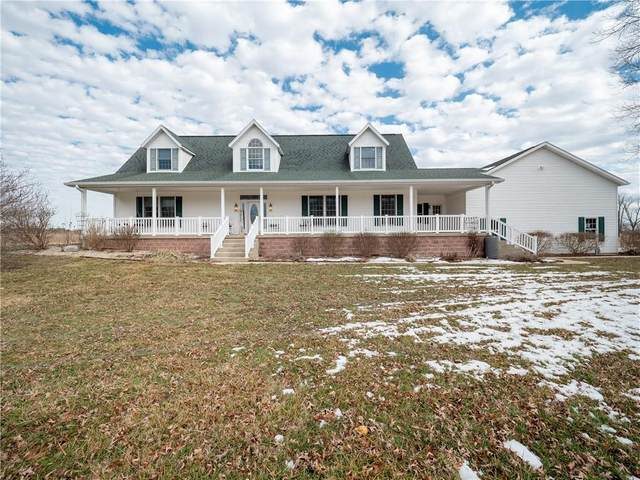 9371 S County Road 100 E, Clayton, IN 46118 (MLS #21765584) :: The Indy Property Source