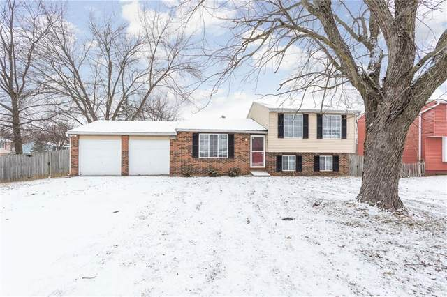 10402 E 25th Street, Indianapolis, IN 46229 (MLS #21765609) :: Heard Real Estate Team | eXp Realty, LLC