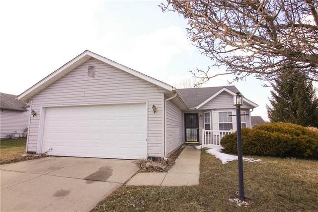 3646 Chokecherry Lane, Indianapolis, IN 46235 (MLS #21765615) :: The ORR Home Selling Team