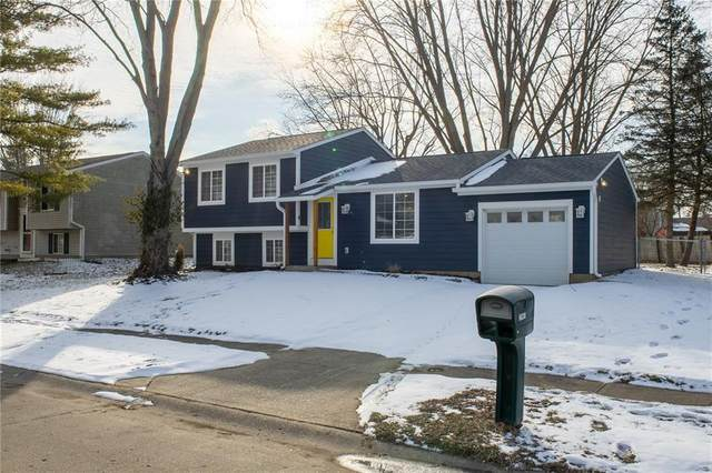6838 Chauncery Drive, Indianapolis, IN 46221 (MLS #21765648) :: Richwine Elite Group