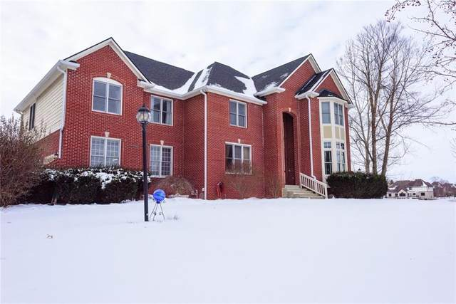 14828 Oak Ridge Road, Carmel, IN 46032 (MLS #21765707) :: The Indy Property Source