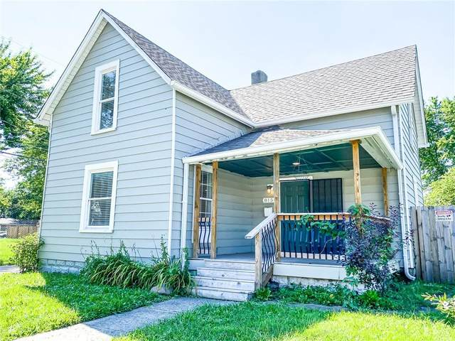 815 E 25th Street, Indianapolis, IN 46205 (MLS #21765728) :: The Indy Property Source