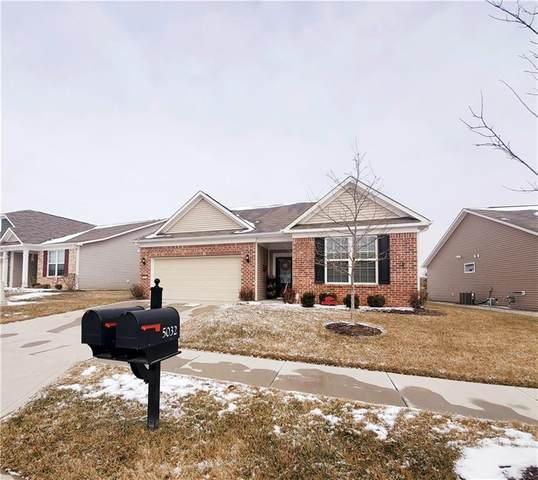 5032 Lilium Drive, Plainfield, IN 46168 (MLS #21765741) :: Heard Real Estate Team | eXp Realty, LLC