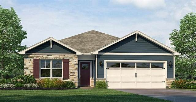 1933 Fairmount Drive, Greenfield, IN 46140 (MLS #21765758) :: The Indy Property Source