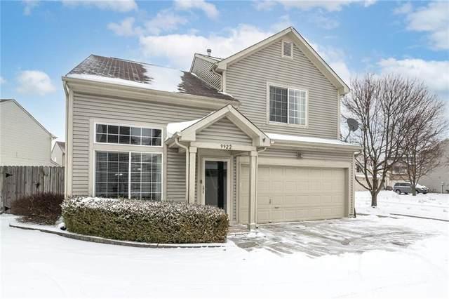 9922 Worthington Boulevard, Fishers, IN 46038 (MLS #21765771) :: Ferris Property Group