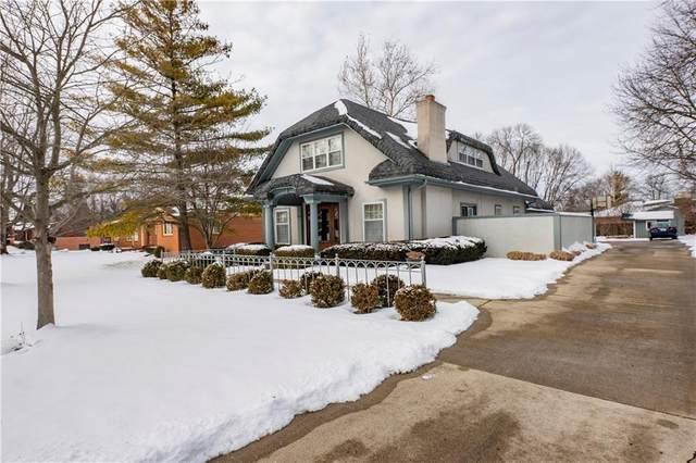 2706 W Petty Road, Muncie, IN 47304 (MLS #21765797) :: The ORR Home Selling Team