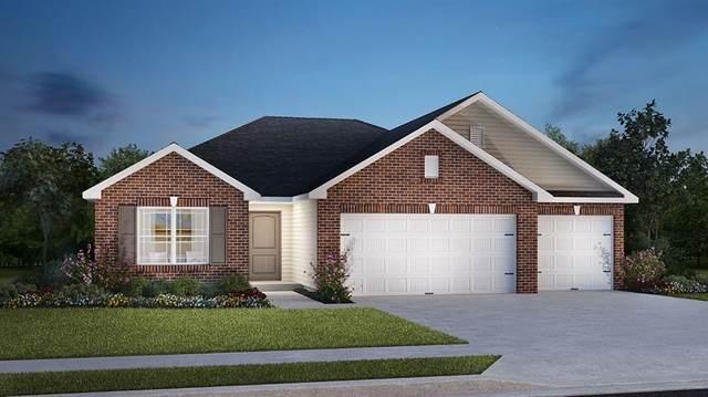 3861 Sun Valley Drive, Westfield, IN 46074 (MLS #21765822) :: Dean Wagner Realtors