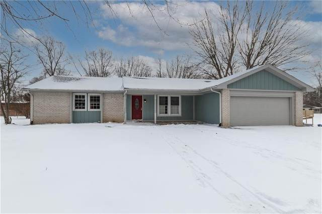 1924 N Log Cabin Drive, Anderson, IN 46011 (MLS #21765876) :: The Evelo Team