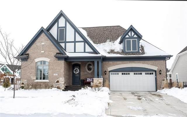 1415 Avondale Drive, Westfield, IN 46074 (MLS #21765935) :: Ferris Property Group