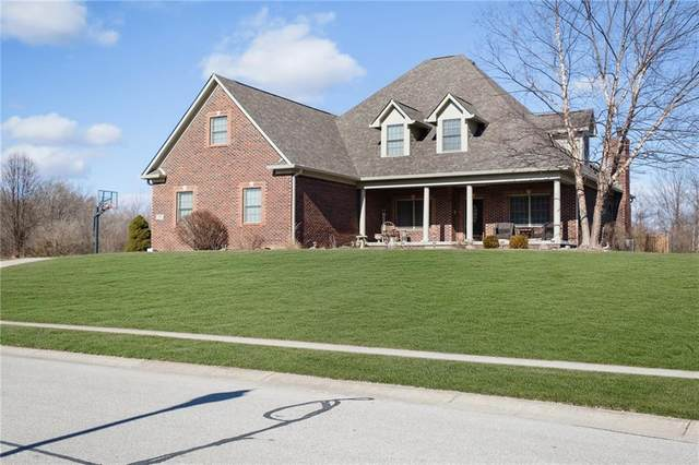 595 Foxboro Drive, Avon, IN 46123 (MLS #21765951) :: Anthony Robinson & AMR Real Estate Group LLC