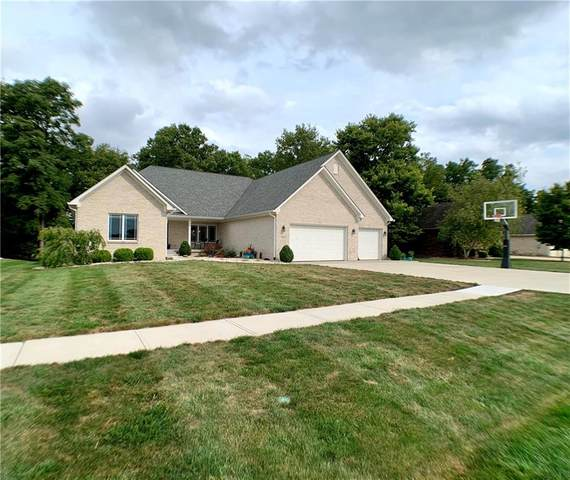 5979 S County Road 700 E, Plainfield, IN 46168 (MLS #21765952) :: Mike Price Realty Team - RE/MAX Centerstone
