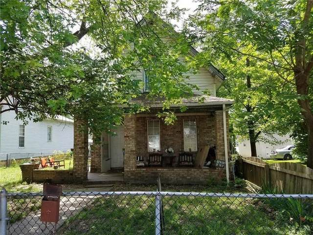 2325 Prospect Street, Indianapolis, IN 46203 (MLS #21765960) :: Heard Real Estate Team | eXp Realty, LLC