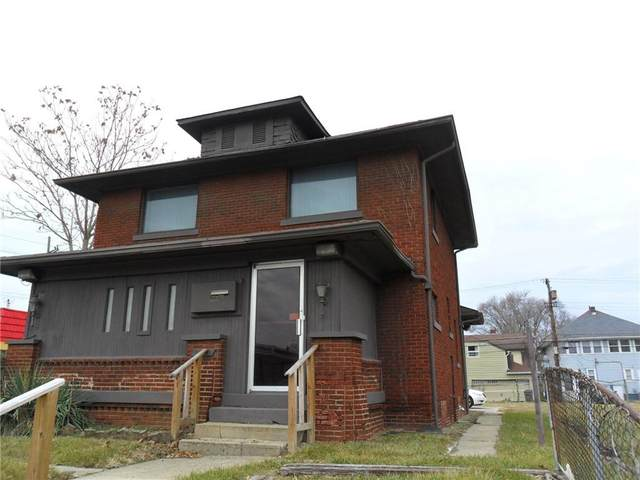 3010-3014 N College Avenue, Indianapolis, IN 46205 (MLS #21765968) :: Mike Price Realty Team - RE/MAX Centerstone