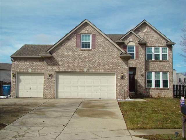 3814 Kiskadee Court, Indianapolis, IN 46228 (MLS #21765978) :: Heard Real Estate Team | eXp Realty, LLC