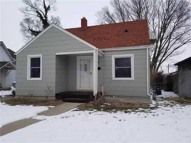 1512 W 11TH Street, Anderson, IN 46011 (MLS #21765997) :: Ferris Property Group