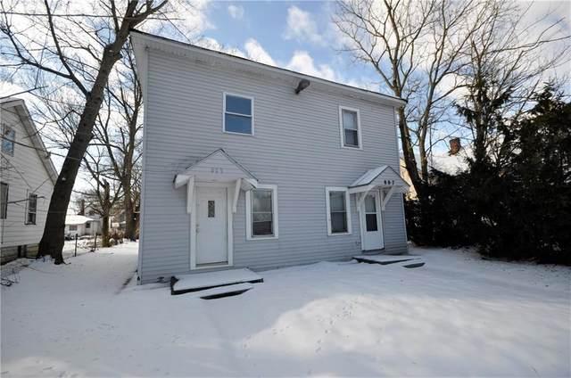 807-809 S Shipley Street, Muncie, IN 47302 (MLS #21766071) :: The ORR Home Selling Team