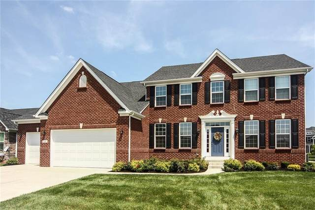 4506 Cool Springs Court, Zionsville, IN 46077 (MLS #21766075) :: Heard Real Estate Team | eXp Realty, LLC