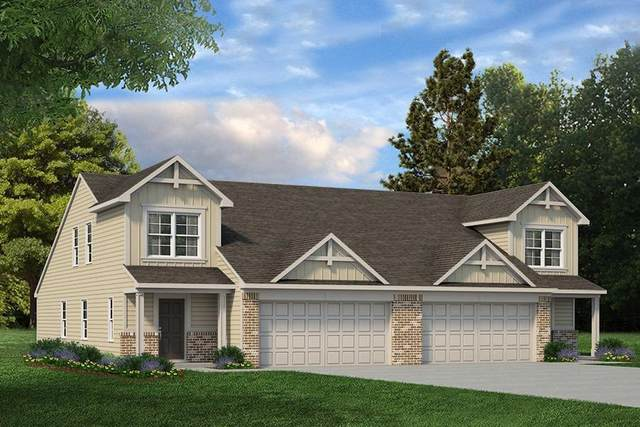 1235 Lexington Trail, Greenfield, IN 46140 (MLS #21766079) :: Anthony Robinson & AMR Real Estate Group LLC