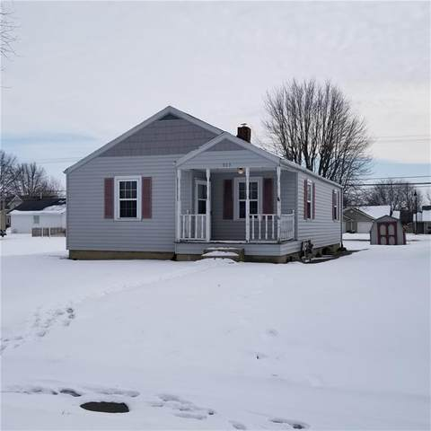 903 E Walnut Street, Frankton, IN 46044 (MLS #21766086) :: The Indy Property Source