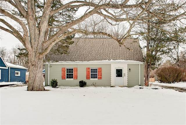 5511 Crestview Avenue, Indianapolis, IN 46220 (MLS #21766112) :: The ORR Home Selling Team