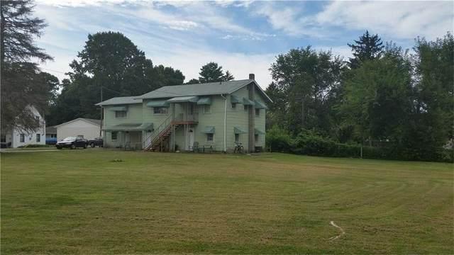 422 S Merrill Street, Fortville, IN 46040 (MLS #21766184) :: Dean Wagner Realtors