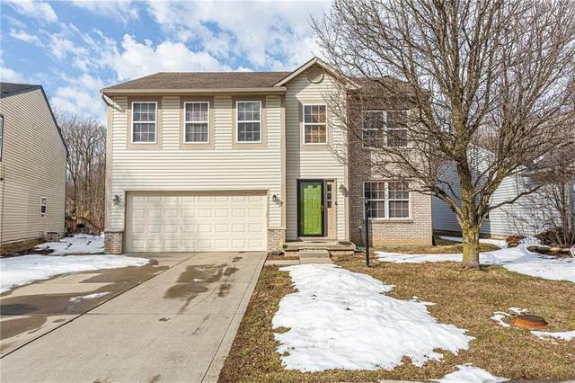 5246 Melbourne Road, Indianapolis, IN 46228 (MLS #21766209) :: The Indy Property Source